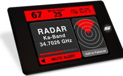 Detectores de radar