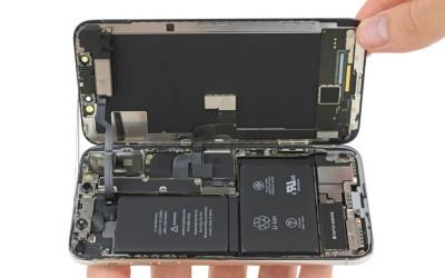 iPhone X, caro de comprar y también de reparar