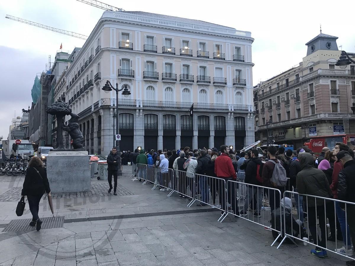 Ya está aquí: el iPhone X llega a España
