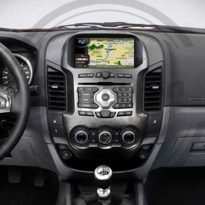 En DHITELfon, Sistema Navegación / Radio Gps Ford Ranger.