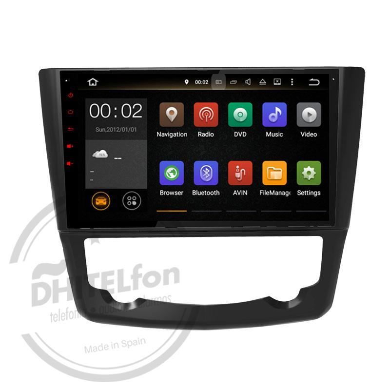 En DHITELfon, Sistema de Navegación / Radio Gps para Renault Kadjar.
