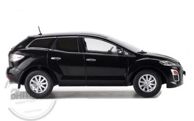 En DHITELfon, Sistema de Navegación / Radio Gps para Mazda CX7.