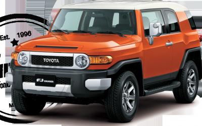 En DHITELfon, Sistema de Navegación / Radio Gps para Toyota. FJ Cruiser