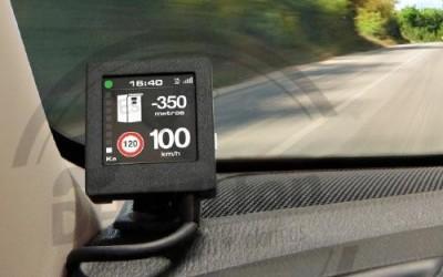 En DHITELfon, Alert Road es el avisador de radares de nueva generación, desarrollado en Europa, para Europa.