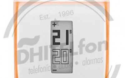 En DHITELfon, Netatmo NTH01-ES-EC - Termostato para Smartphone
