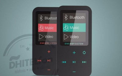 PORTABLE AUDIO MP3/MP4, Energy MP4 Touch Bluetooth