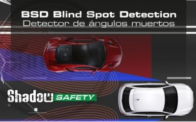 En DHITELfon, BSD Blind Spot Detection