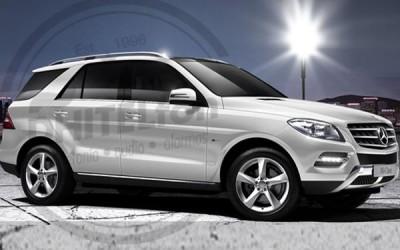 En DHITELfon, Sistema Navegación Mercedes ML W166 / GL X166.