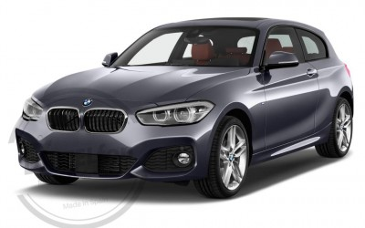 En DHITELfon, Sistema de Navegación / Radio Gps para BMW serie 1 F20/F21.