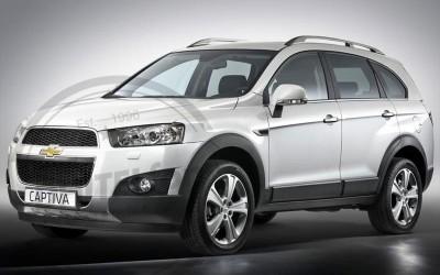 En DHITELfon, Sistema de Navegación / Radio Gps para Chevrolet Captiva post 2012.
