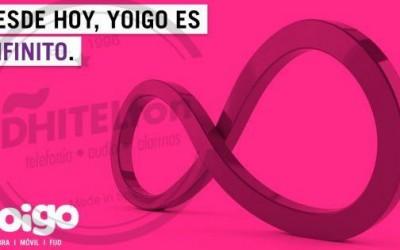 Yoigo presenta la primera tarifa móvil con llamadas y gigas ilimitados