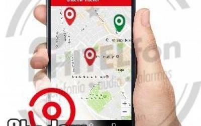 En DHITELfon, Shadow Tracker ( Localizador de vehículos por satélit