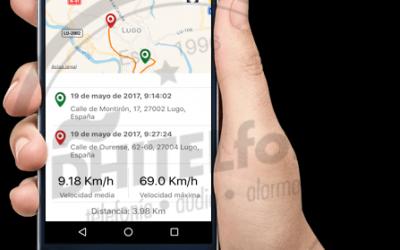 PROTEGE TU VEHICULO, Reciba información a tiempo real de lo que sucede en su vehículo.