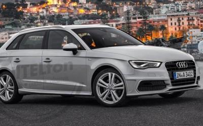 En DHITELfon, Sistema de Navegación / interface para Audi A3 8V.