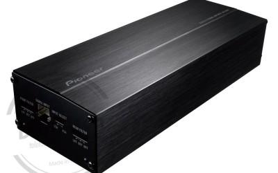 PIONEER GM-D1004 Amplificador de 4 canales con Instalación fácil (400W)
