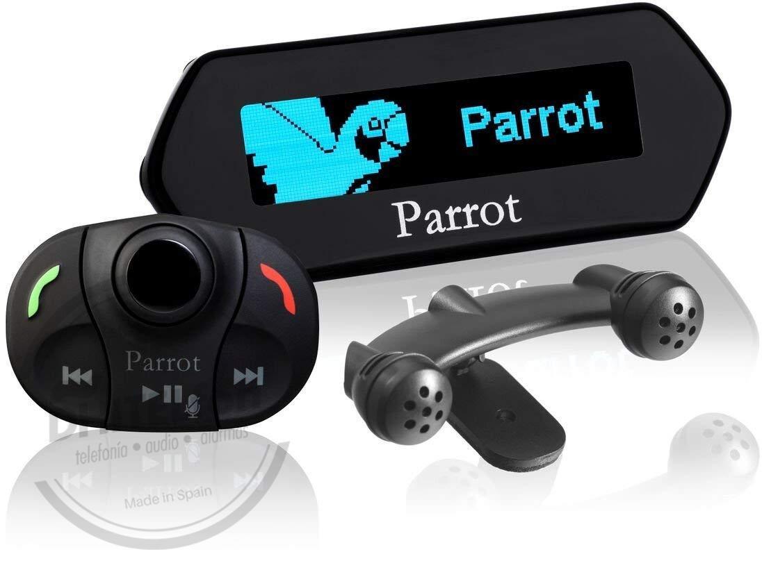 Parrot MKI 9100 Permanece conectado y vive una nueva experiencia en la carretera.