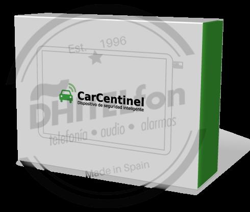 En DHITELfon, El dispositivo antirrobo más completo del mercado