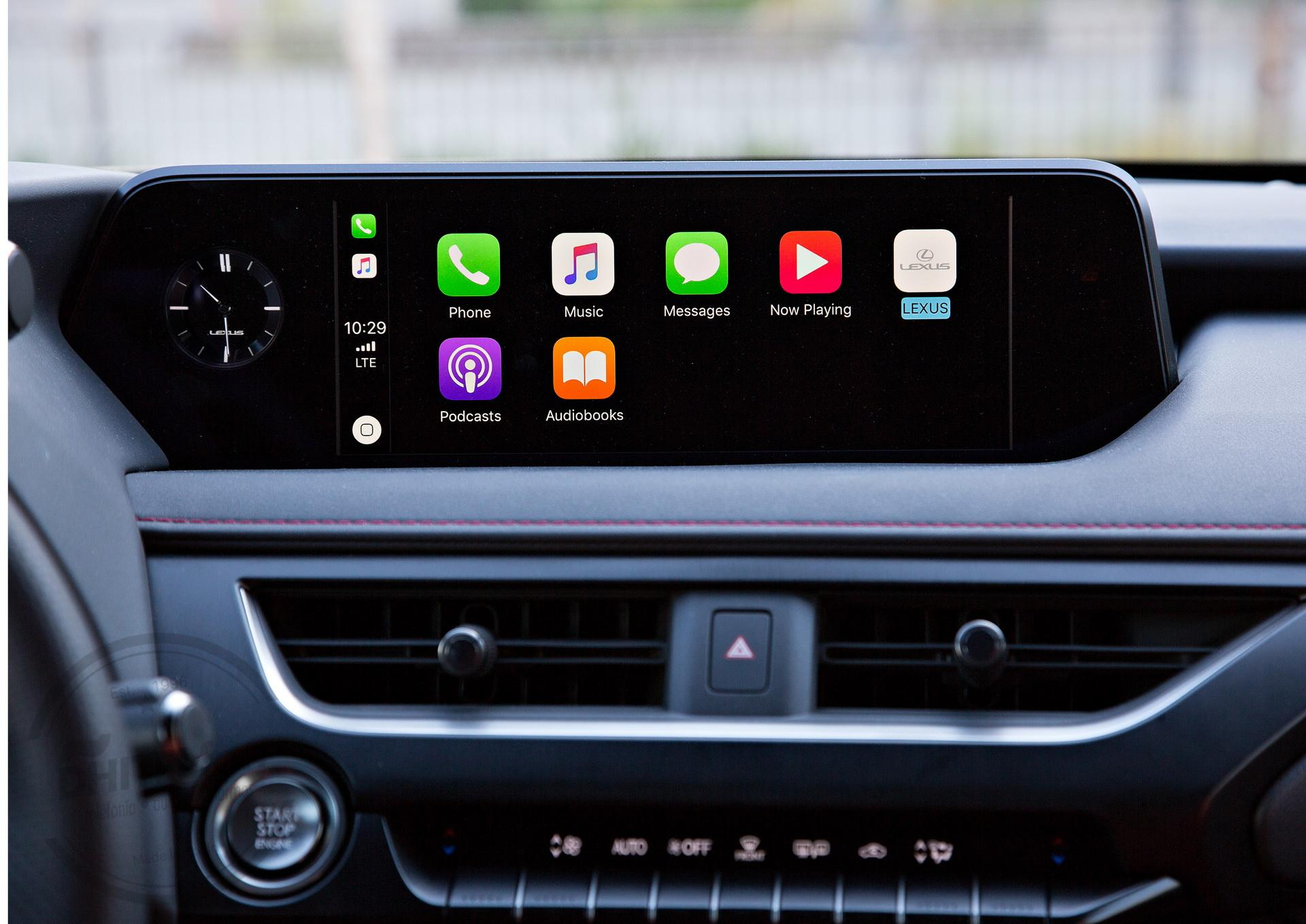 DHITELfon, implementa compatibilidad CarPlay y Android Auto en sus Interfaces
