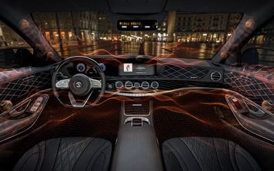 Sennheiser y Continental crean un sistema de audio sin altavoces