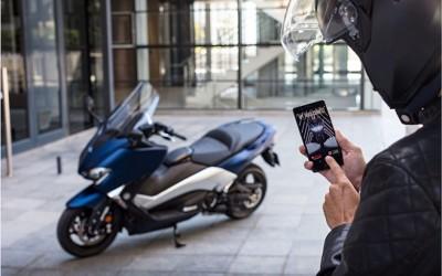 conectividad en scooter