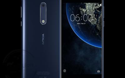 NOKIA , Elegante diseño curvo para una experiencia Android™ pura.