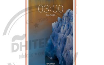 Nokia 3 Cooper, Un móvil Android perfectamente diseñado con todo lo esencial.