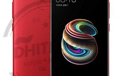 En DHITELfon, Xiaomi Mi A1 64GB Rojo Sistema Android Versión Global