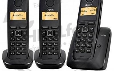 El teléfono de precio asequible que responde a sus necesidades en cuanto a llamadas. Simple y llanamente.