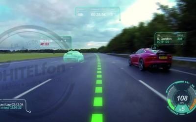 ¿Cómo la realidad aumentada puede cambiar para siempre la seguridad en el automóvil?