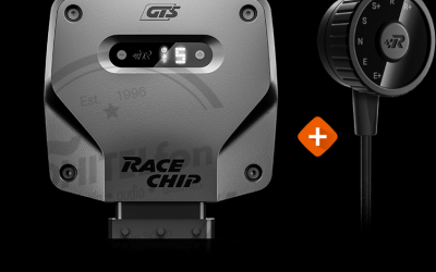 EL RACECHIP XLR . Ajuste de aceleración para mejorar la dinámica .