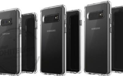 Samsung Galaxy S10, S10E y S10+ al descubierto en estas imágenes filtradas