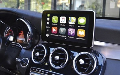 DHITELfon, implementa compatibilidad CarPlay y Android Auto en sus Interfaces